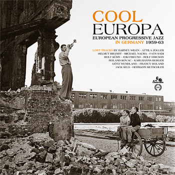 VARIOUS ARTISTS - Cool Europa Front Cover