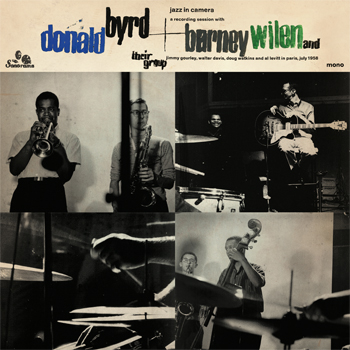 Donald-Byrd-and-Barney-Wilen-Jazz-In-Camera