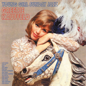 GREETJE KAUFFELD Young Girl Sunday Jazz A