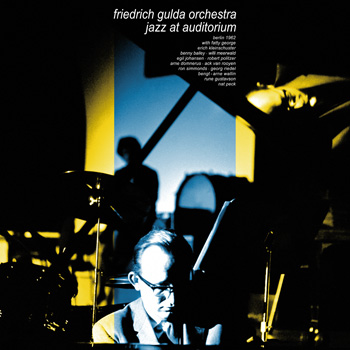 FRIEDRICH GULDA ORCHESTRA Front Cover