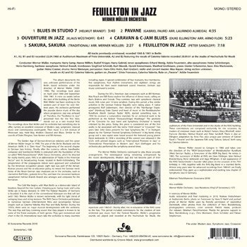 WERNER MÜLLER ORCHESTRA – FEUILLETON IN JAZZ B Side