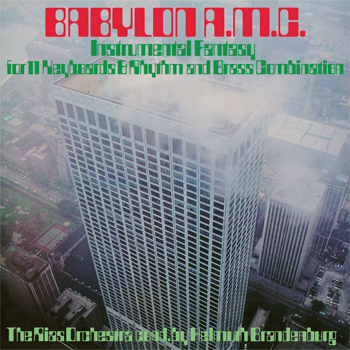 HELMUTH BRANDENBURG - Babylon A.M.C. A Side
